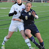 Stoney v Troy girls soccer